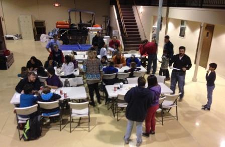 Texas Utilities Engineering hosting mentoring group